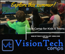 Vision Tech Camp